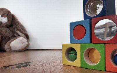 Wie viele Spielsachen braucht ein Kind?