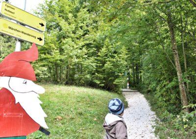 Märchenwald Attersee