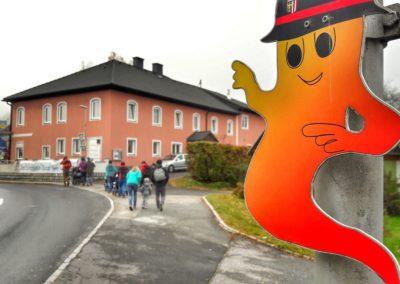 Feuerwehrweg Sandl