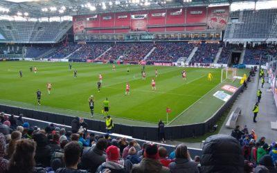 Mit der Familie zum FC Red Bull Salzburg