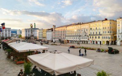 Die kinderfreundlichsten Gastgärten in Linz