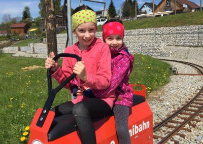 Spaß auf Schienen