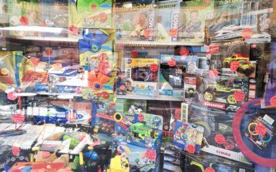 Spielwarengeschäfte in Linz
