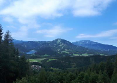 Toller Auslblick vom Rundweg 3 Seen Blick