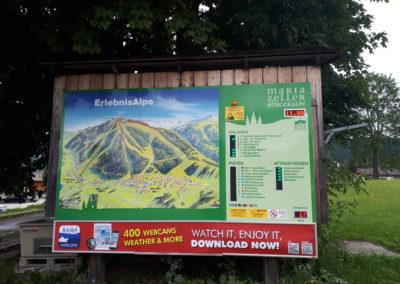 Die Erlebnisalpe Mariazeller Bürgeralpe Holzknechtland und Biberwasser