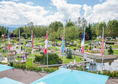 Das Minimundus in Klagenfurt ist ein Top-Ausflugsziel für Familien