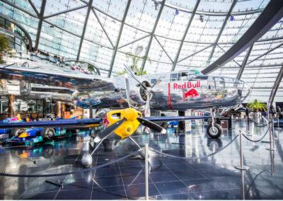 Der Hangar-7 fasziniert sowohl Kinder als auch Erwachsene