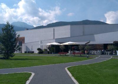 Das Traumwerk in der Nähe von Salzburg