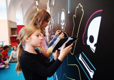Für jedes Alter ist im Kindermuseum etwas dabei. Credit: ZOOM Children's Museum/J.J. Kucek