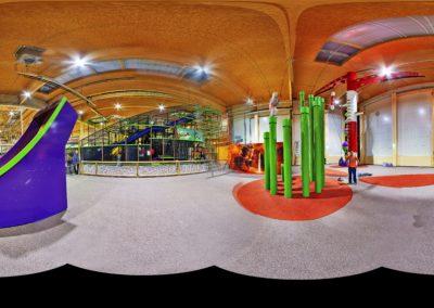 Der Indoor Adventure Park in Pandorf