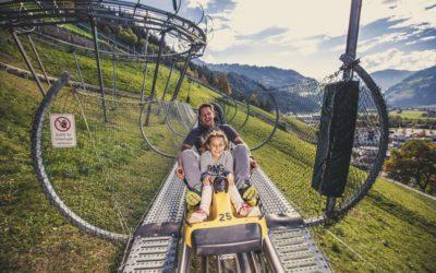 Arena Coaster im Zillertal