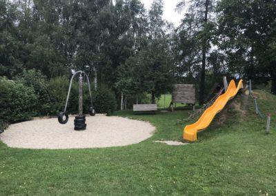 Spielplatz Reichenthal im Mühlkreis
