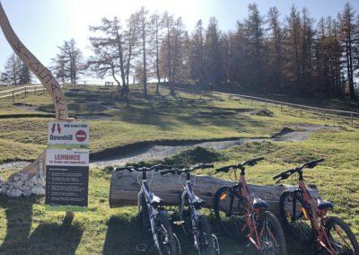 Aflenzer Bürgeralm Mountainbikes