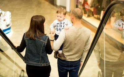 Online shoppen oder doch in der Stadt einkaufen?