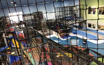 Großer Indoor-Funpark in der Steiermark