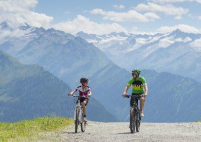 Tausende Bike-Kilometer können erkundet werden.