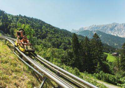 Der Alpine Coaster