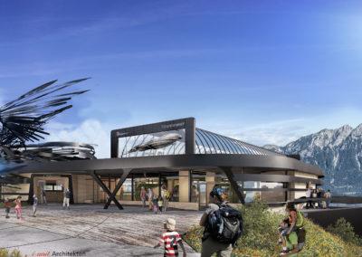 """Die neue Station """"Hexenwasser"""""""