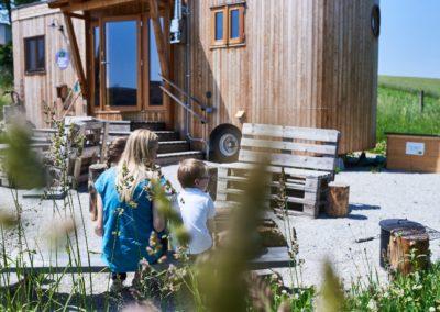 Familienurlaub im Land-Loft