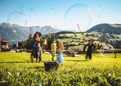 Riesen Seifenblasen