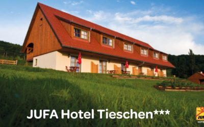 JUFA Hotel Tieschen – Bio-Landerlebnis***