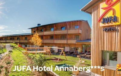 JUFA Hotel Annaberg – Bergerlebnis-Resort***s