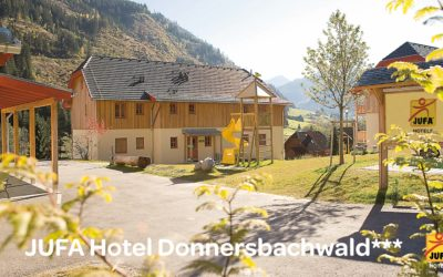 JUFA Hotel Donnersbachwald – Almerlebnis***