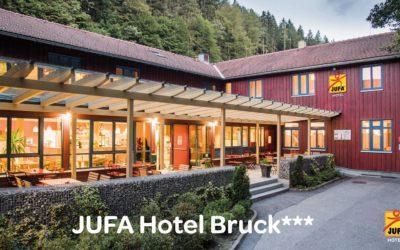 JUFA Natur-Hotel Bruck***