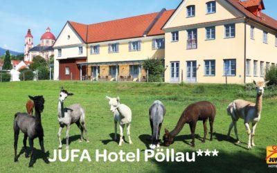 JUFA Hotel Pöllau – Bio-Landerlebnis***