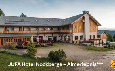 JUFA Hotel Nockberge – Almerlebnis***