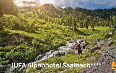JUFA Alpenhotel Saalbach****