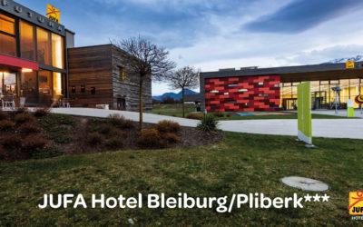 JUFA Hotel Bleiburg/Pliberk – Sport-Resort***