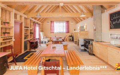 JUFA Hotel Gitschtal – Landerlebnis***