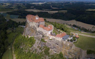 Die Riegersburg in der Oststeiermark