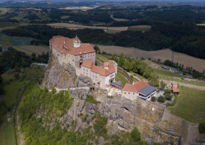 Die Burg Riegersburg