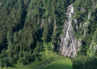 Der Smaragdweg führt duch tolle Landschaften