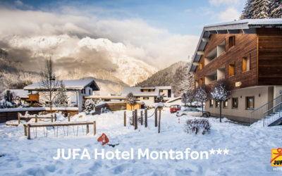 JUFA Hotel Montafon***