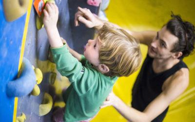 Klettern für Kinder in Wien