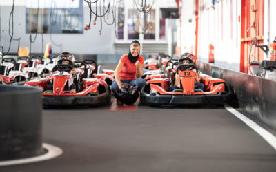 E-Kart Racing in Linz