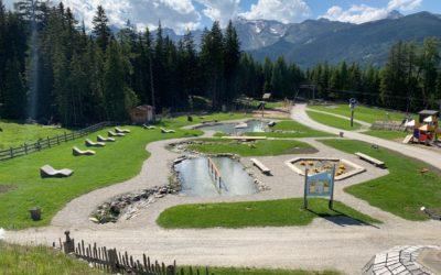Die Wasser- und Erlebniswelt Bärenbachl