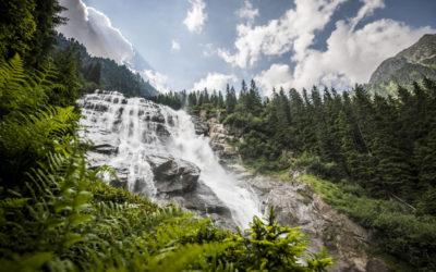 Der WildeWasserWeg und der Grawa Wasserfall