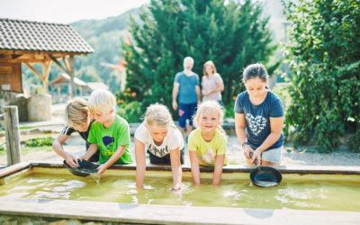 Der Edelsteinpark in Niedernsill