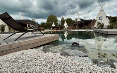 4*-Tipi-Hotel im IKUNA Naturresort