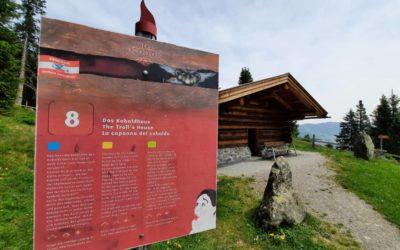 Der Berg Kodok – Abenteuer-Wanderung in Saalbach Hinterglemm