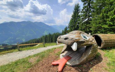Montelino´s Familienwanderweg in Saalbach Hinterglemm