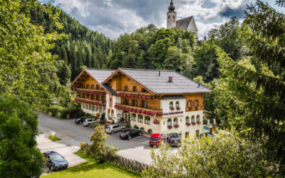 Familienhotel Salzburger Hof in Dienten